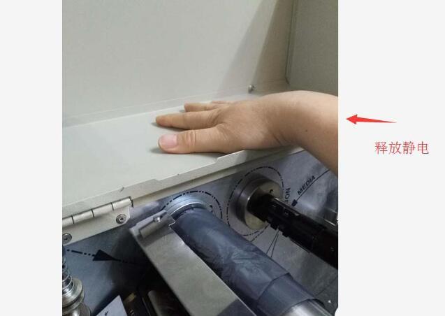 斑马标签打印机打印头更换