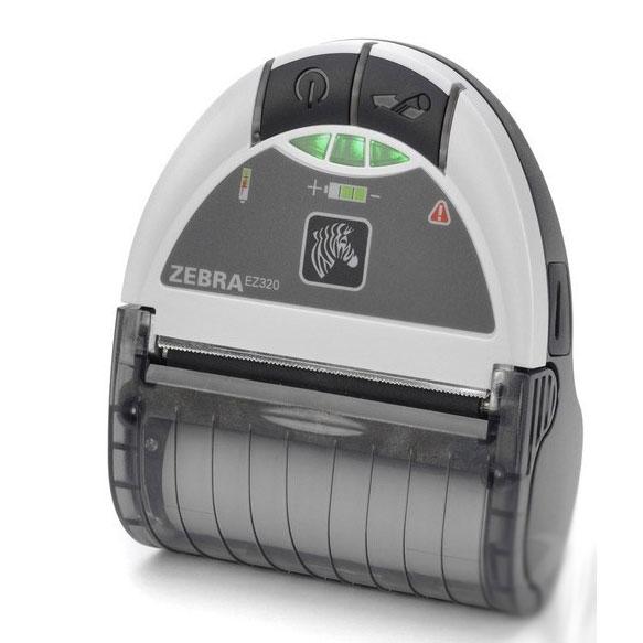 Zebra斑马EZ320 移动标签打印机