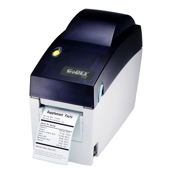 Godex科诚DT2 商业条码打印机