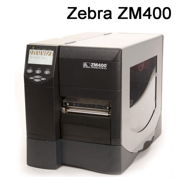Zebra斑马ZM400打印机 斑马标签打印机