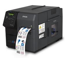 爱普生Epson TM-C7520G彩色标签工业打印机