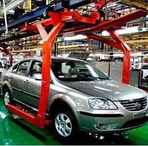 汽车制造业条码解决方案